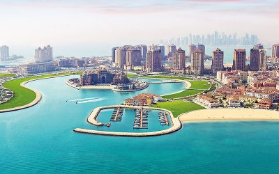 Elegant Lifestyles at The Pearl-Qatar