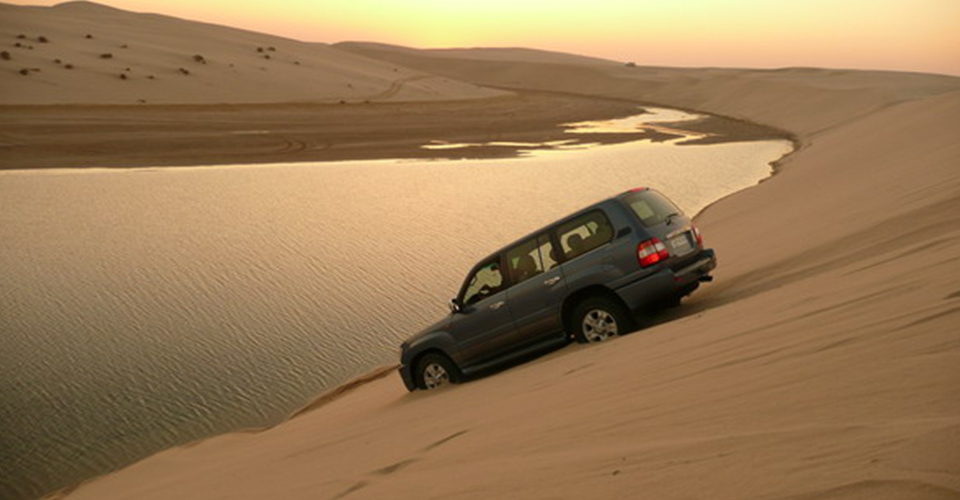 Want to Enjoy the Desert Adventures? Doha is the Place to Be